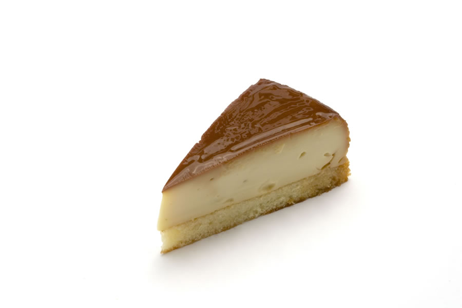 Torta de Queso de Chocolate